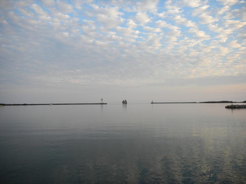 Lake Superior, Minnesota side